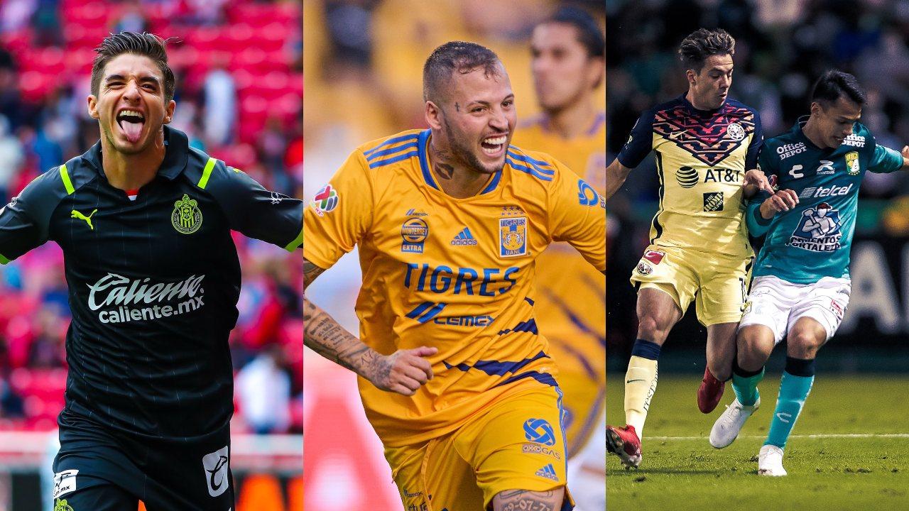 Jornada 7 Liga BBVA MX