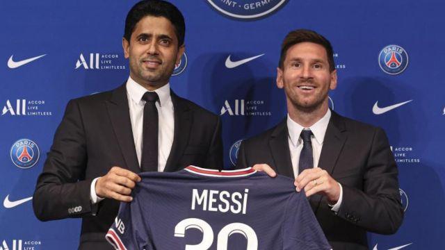 Lionel Messi criptomoneda