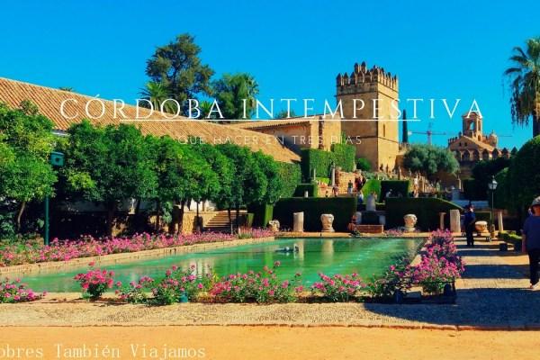 Córdoba intempestiva