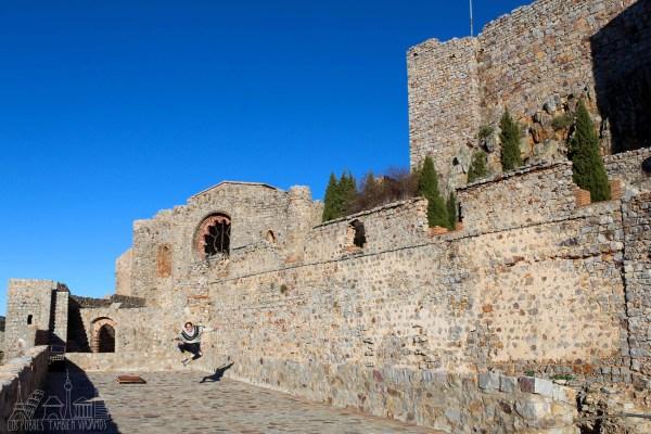 El Sacro Castillo-Convento de Calatrava la Nueva