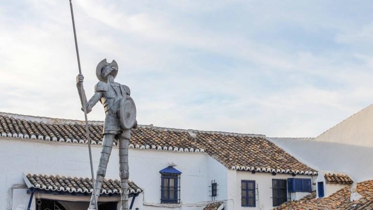 La venta del Quijote en Puerto  Lápice