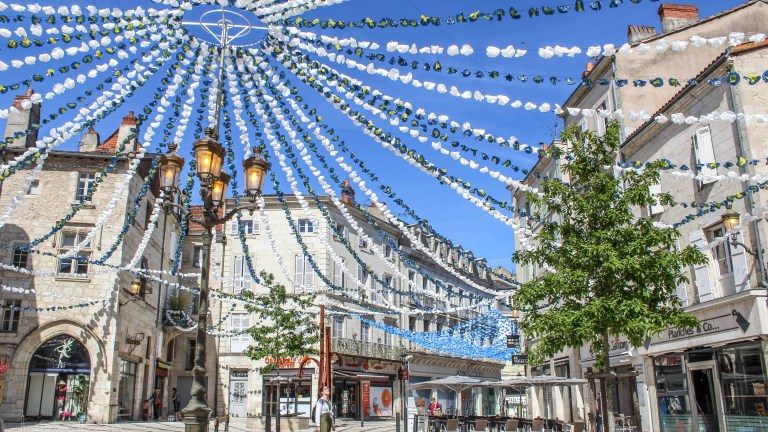 Périgueux | Capital del Périgord Blanco