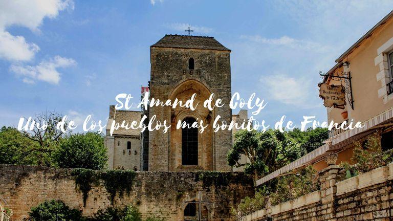 Saint Amand de Coly | Uno de los pueblos más bonitos de Francia