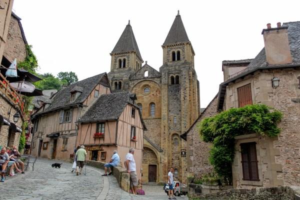 Conques | La Abadía románica por excelencia