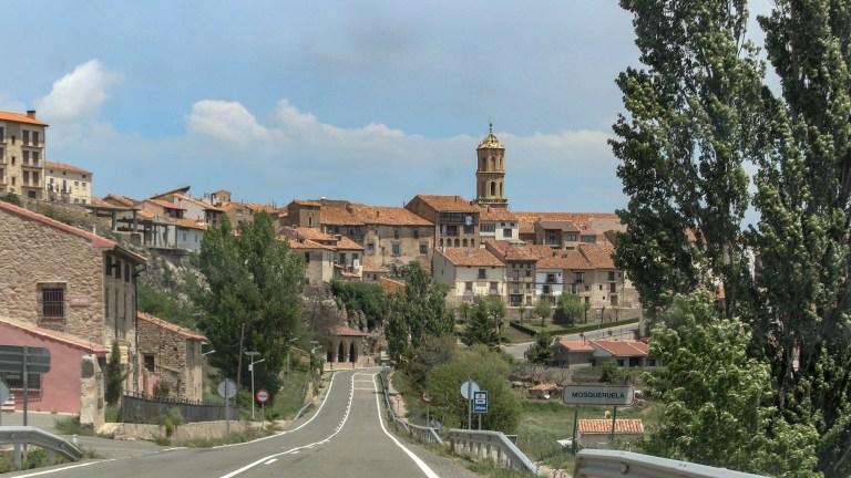 Ruta circular en coche por pueblos del Maestrazgo de Teruel y Gúdar-Javalambre