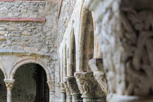 Saint-Lizier | El único claustro románico en el Ariège