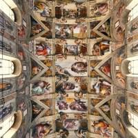 Sacellum Sixtinum: La Gran Obra de Miguel Ángel en 360º