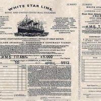 Titanic, un Viaje sin Retorno y el Inicio del Fin de una Epoca