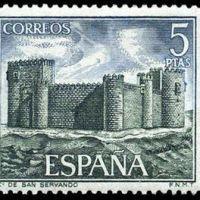 Las Fortalezas y sus Leyendas: El Castillo de San Servando