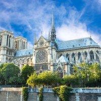El Incendio de Notre Dame de París