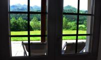 Vistas desde el salón