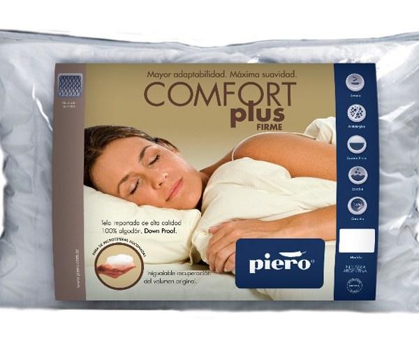 almohada confort plus _firme_