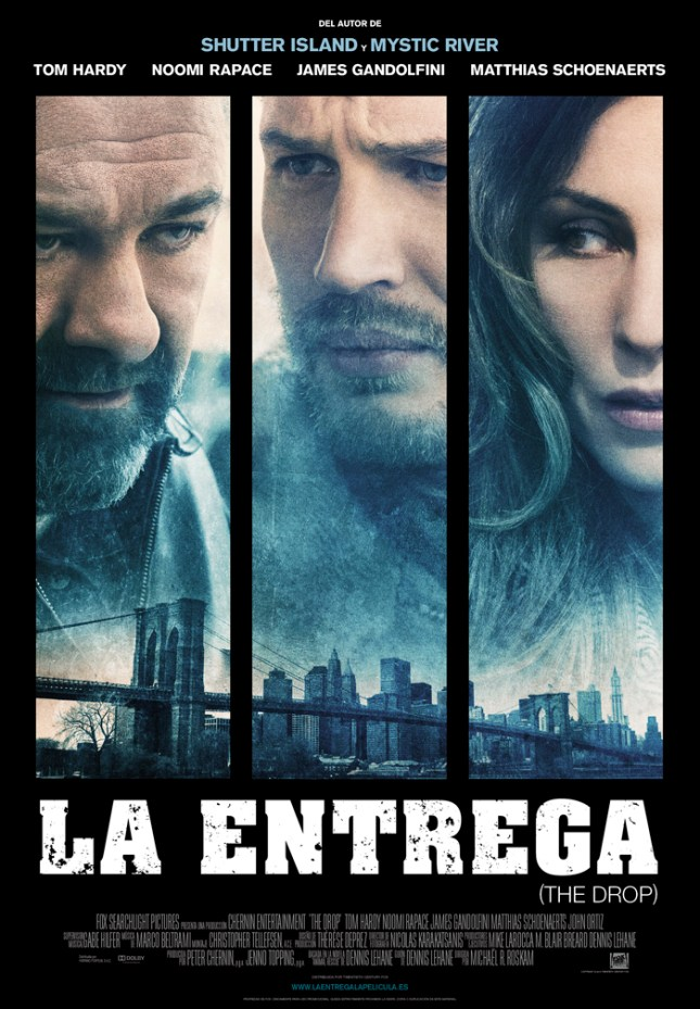 La Entrega_Poster