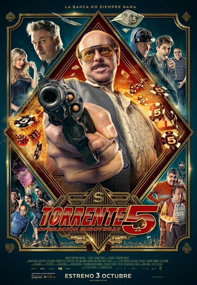 Torrente 5 Poster