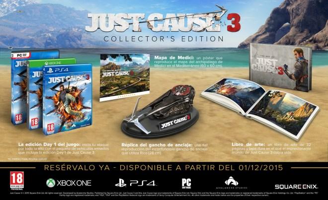 JC3_Edición Coleccionista