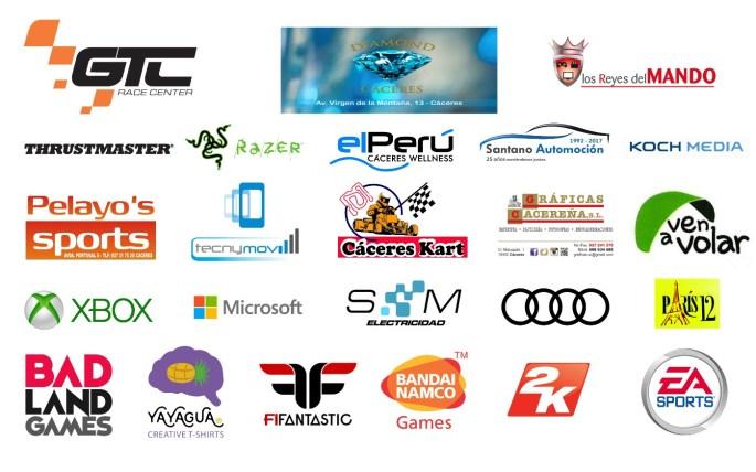 Patrocinadores #LRDGTC2