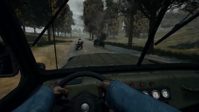 Driving 4K