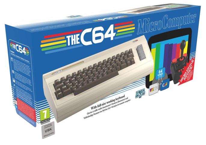 THEC64 3D Box - rating pending - sm