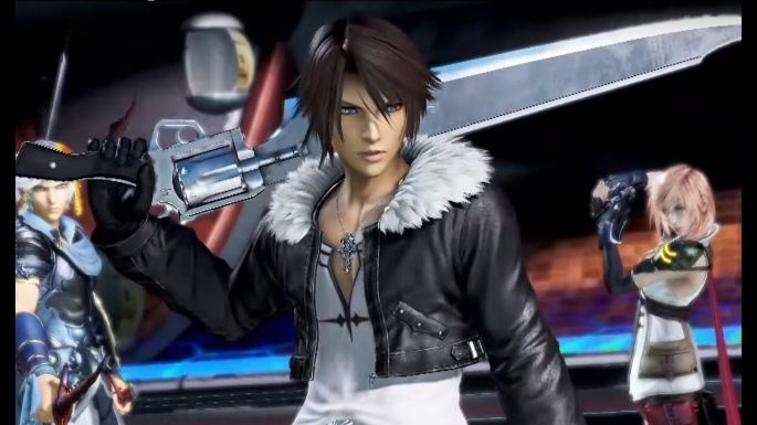 Final Fantasy VIII Remastered 01