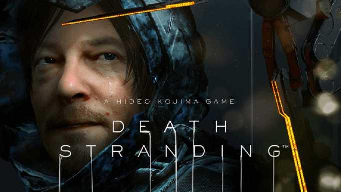 Death Stranding Portada
