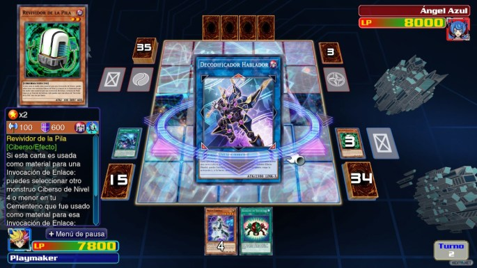 Yu-Gi-Oh! Legacy of the Duelist Link Evolution 03