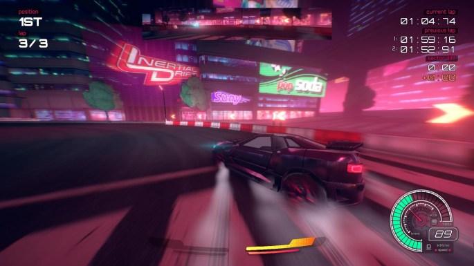 Inertial Drift 02