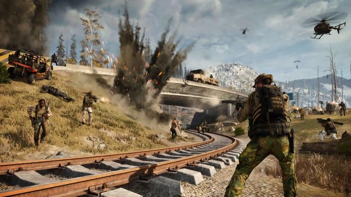 Temporada 5 Call of Duty Modern Warfare & Koke III