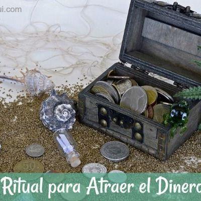 Ritual para atraer el Dinero