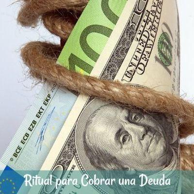 Ritual para cobrar una deuda