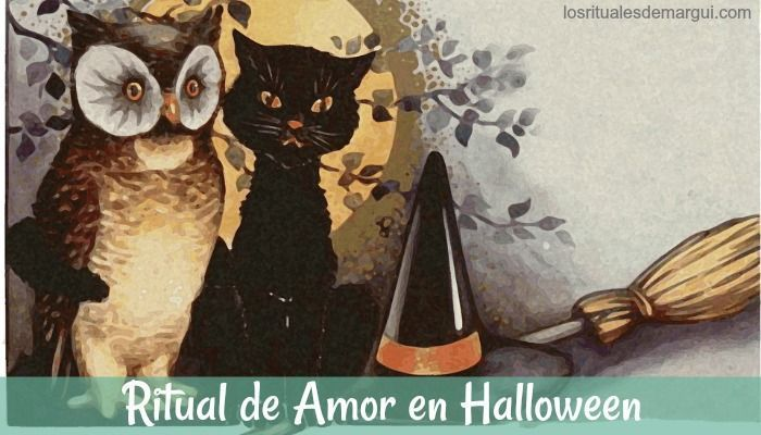 Ritual de Amor en Halloween