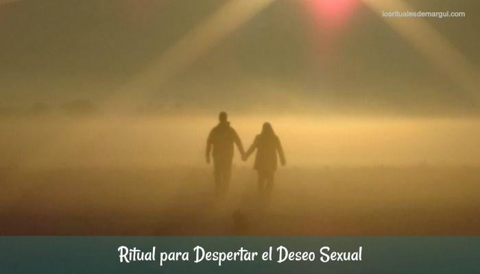 ritual para despertar el deseo sexual