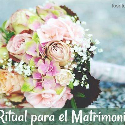 Ritual para que te pida Matrimonio.