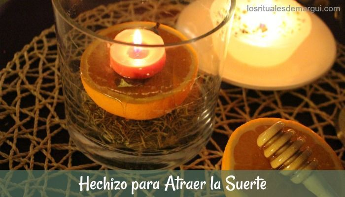 Hechizo para atraer la suerte los rituales de margui - Rituales para la suerte ...