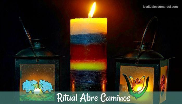 Ritual Abre Caminos de las 7 Potencias