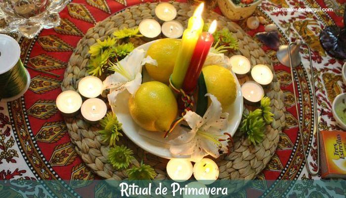 Ritual del Equinoccio de Primavera