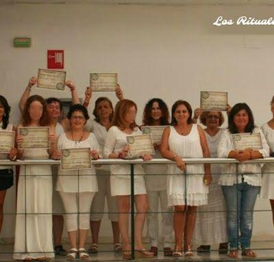 Resumen Curso de Magia Blanca en Sevilla 2016