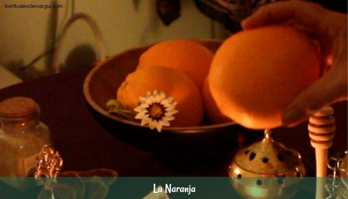 Propiedades Mágicas de la Naranja