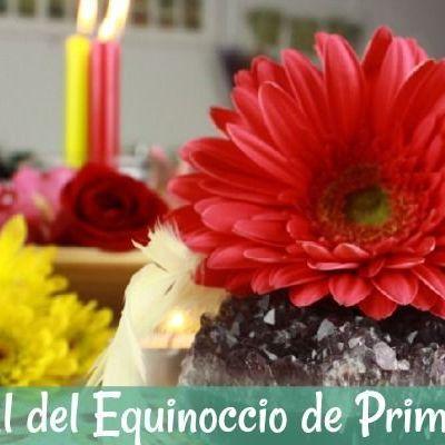 Ritual Equinoccio de Primavera