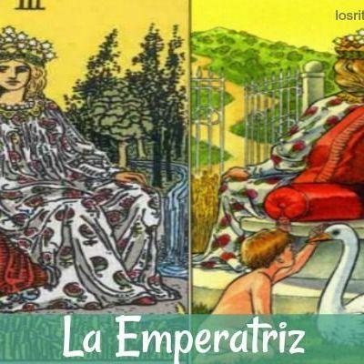 Carta del Tarot La Emperatriz