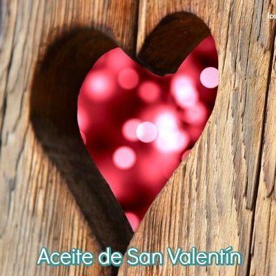 Aceite de San Valentín