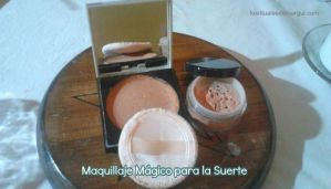 Maquillaje Mágico para la Suerte