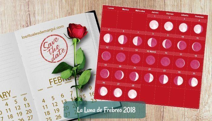 la luna de febrero 2018 un mes sin luna llena