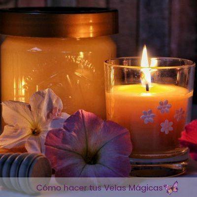 Cómo hacer tus velas Mágicas