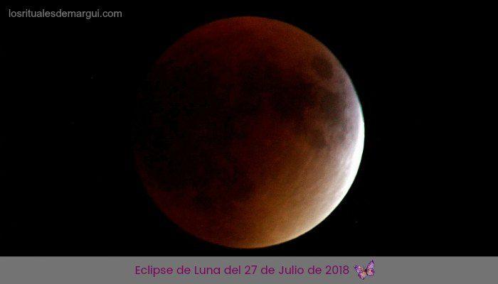 Cómo te afectará el Eclipse de Luna del 27 de Julio de 2018