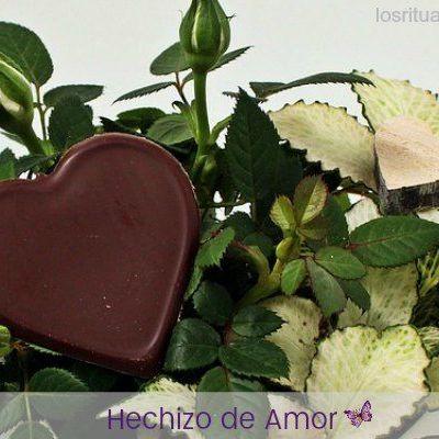 Hechizo de Amor con vino y chocolate