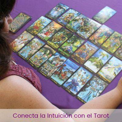 conecta tu intuición con el tarot