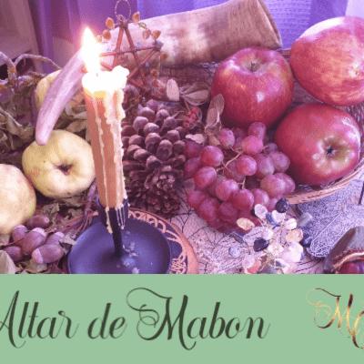 Altar de Mabon