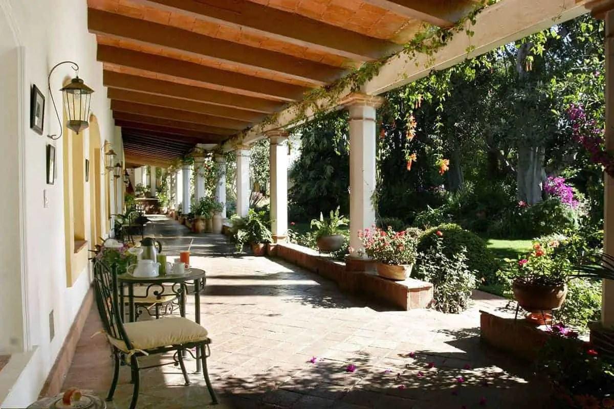 Hotel Hacienda Los Laureles remanso de paz en Oaxaca