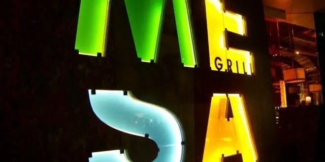 Mesa Grill Las Vegas Una cena que vi durante aos por la televisin