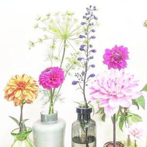 Vaas inspiratie losse bloemen